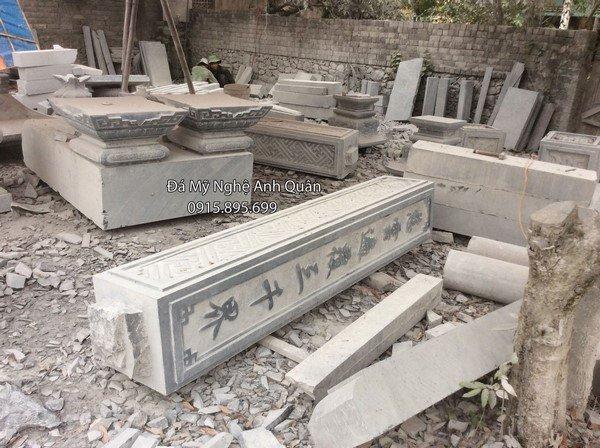 Cột đồng trụ đá, mẫu cột đồng trụ đá
