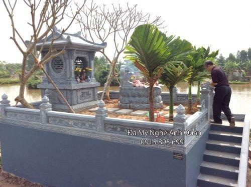 Khu Lăng Mộ Nhà Bác Thịnh Thép Việt Ý