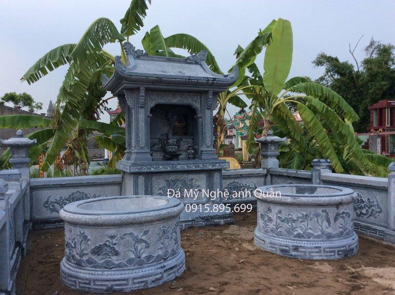 Chế tác, lắp đặt Khu Lăng Mộ Nhà Anh Tuấn Nam Định