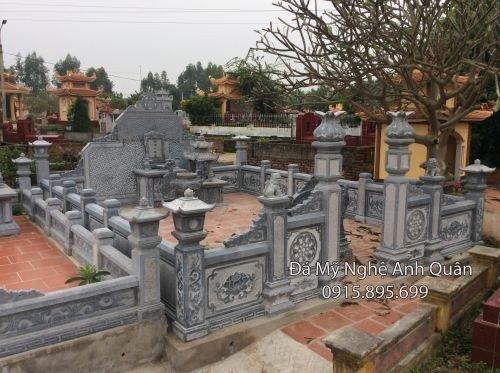Khu Lăng Mộ Nhà Anh Chung Việt Trì
