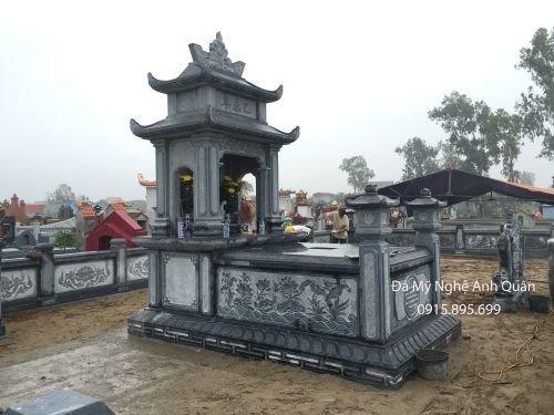 Khu Lăng Mộ Nhà Bác Hải  – Việt Kiều Mỹ