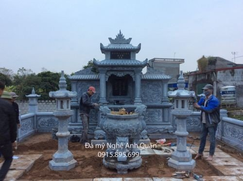 Khu Lăng Nhà Bác Lưu Hưng Hà Thái Bình