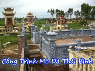 Lắp Đặt Lăng Mộ Đá tại Thái Bình