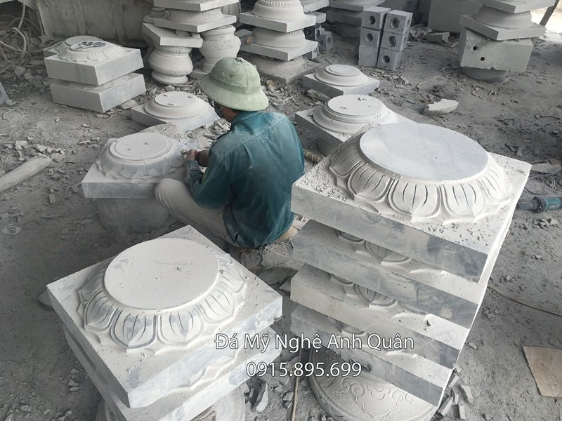Chân Cột Đá – Cột Đá