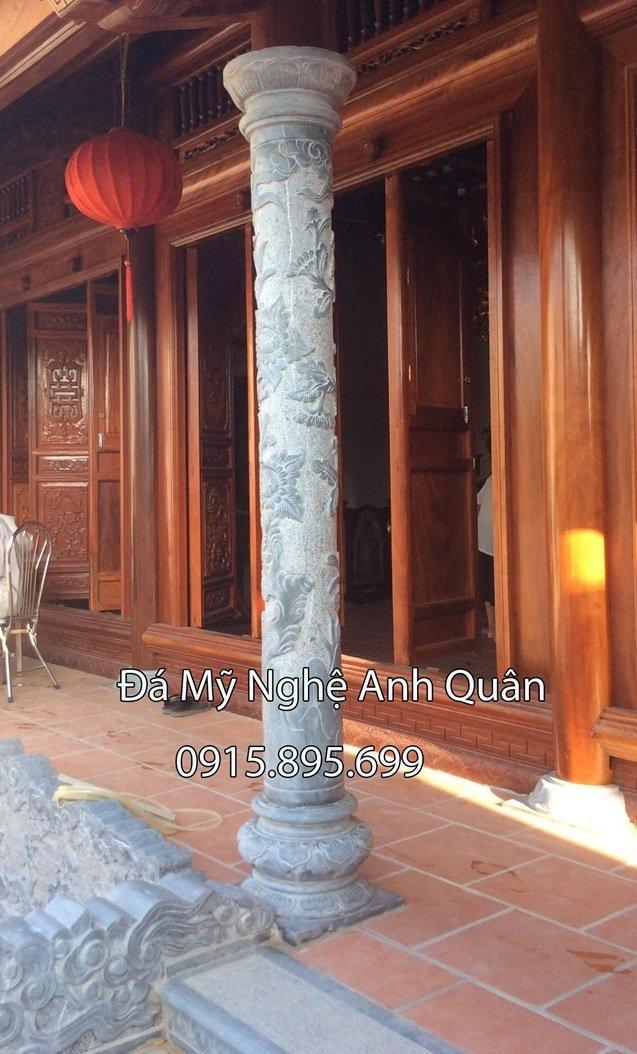 Cột đá Ninh Bình, làm cột đá ở Ninh Bình