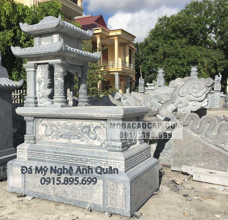 Mộ đá đẹp mộ đá ninh bình, mẫu mộ đá đẹp Ninh Bình