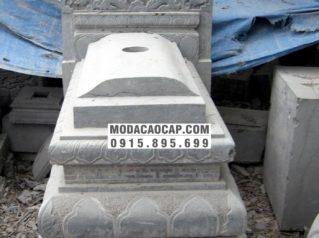 Mẫu mộ bành đá 2