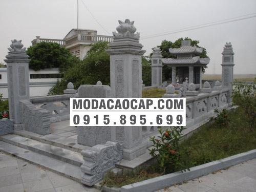 Mẫu mộ tổ 1