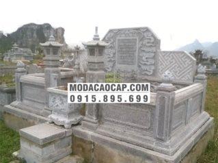 Mẫu mộ tổ 3