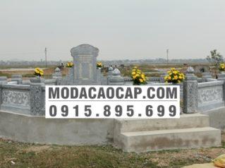 Mẫu mộ tổ 2