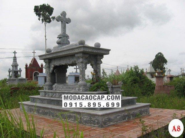 Mộ đá công giáo 3