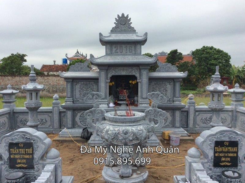 Khu Lăng Mộ Gia Đình Bác Sĩ Trần Quang Hưng Nhân Thái Bình