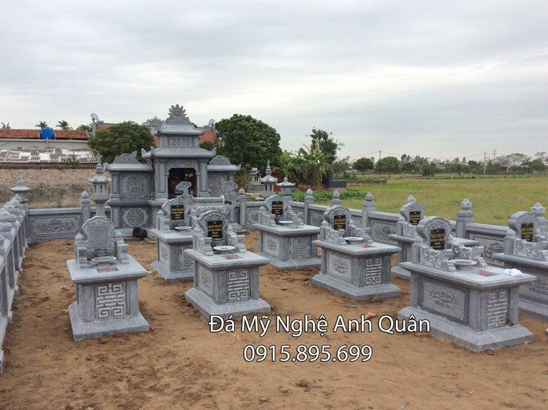 Mo da don gian dep cua Mo da cao cap Anh Quan Ninh Binh