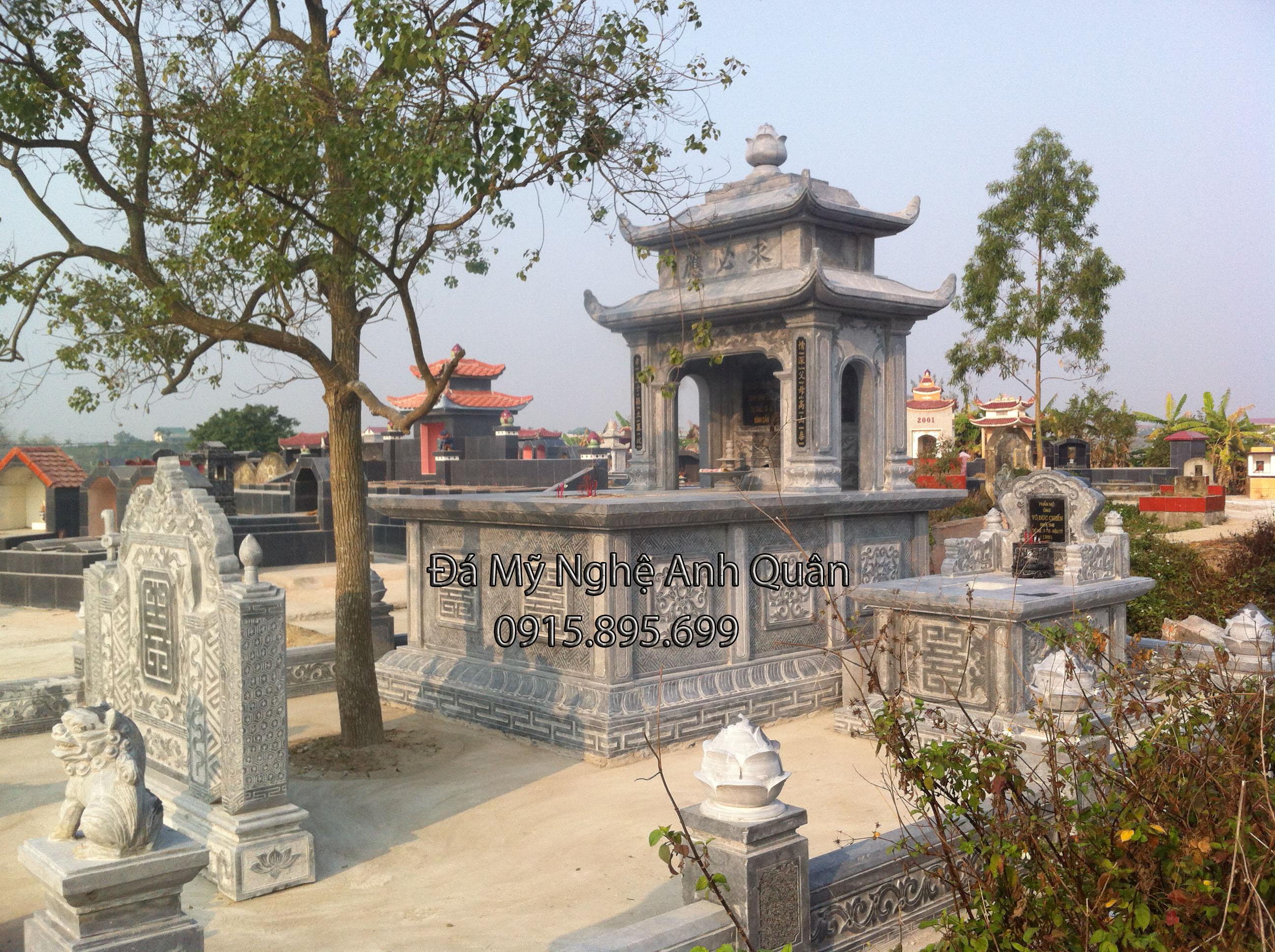 Lam Mo da - Khu lang mo da dep