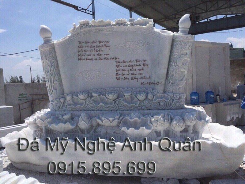 Mau Cuon thu Da - Mau Binh Phong Da