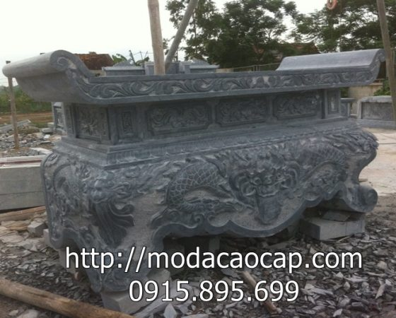Bàn thờ đá – mẫu bàn thờ đá đẹp