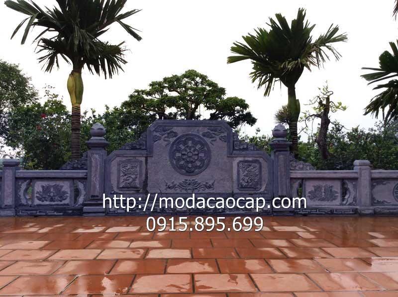 Mau Binh Phong Da - Cuon thu da va Hang rao da