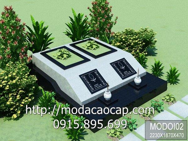 Mo da Hoa cuong - Mo da Granite Doi dep