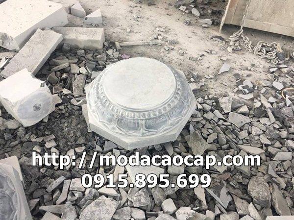 Chân tảng đá, tảng cột đá ĐẸP Ninh Bình