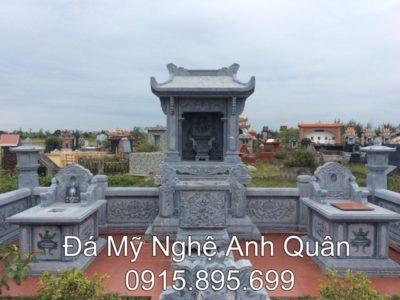 Lăng mộ đá ở Thái Bình ĐẸP