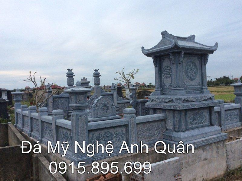 Lang mo da o Thai Binh DEP