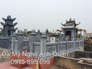 Lăng mộ đá ĐẸP nhà Anh Hanh Ý Yên Nam Định