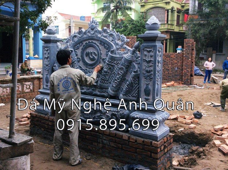 Làm cuốn thư bằng đá ĐẸP tại Ninh Vân, Hoa Lư, Ninh Bình