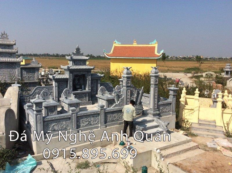 Lang mo da DEP Nam Dinh