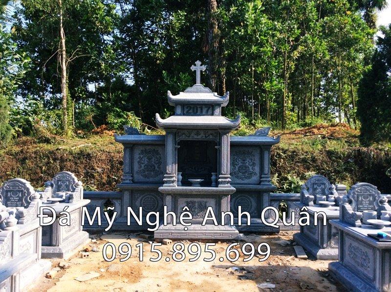 Lăng thờ đá ĐẸP Phú Thọ
