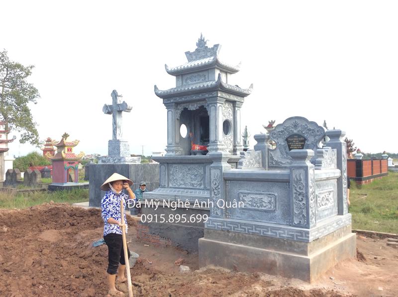 Khu lang mo da Vu Thu, Thai Binh