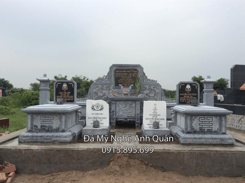 Lăng mộ đá ĐẸP Anh Quân