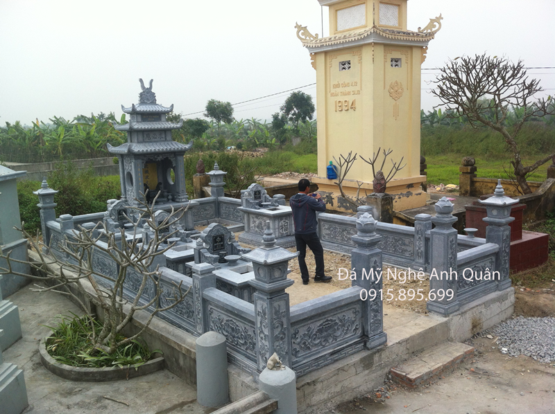 Lang mo da DEP o Hai Phong