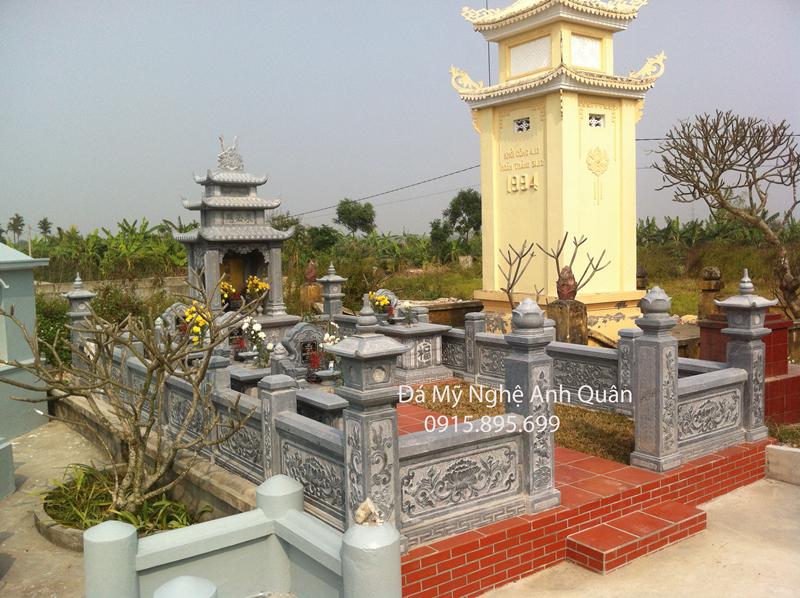 Lang mo da Hai Phong
