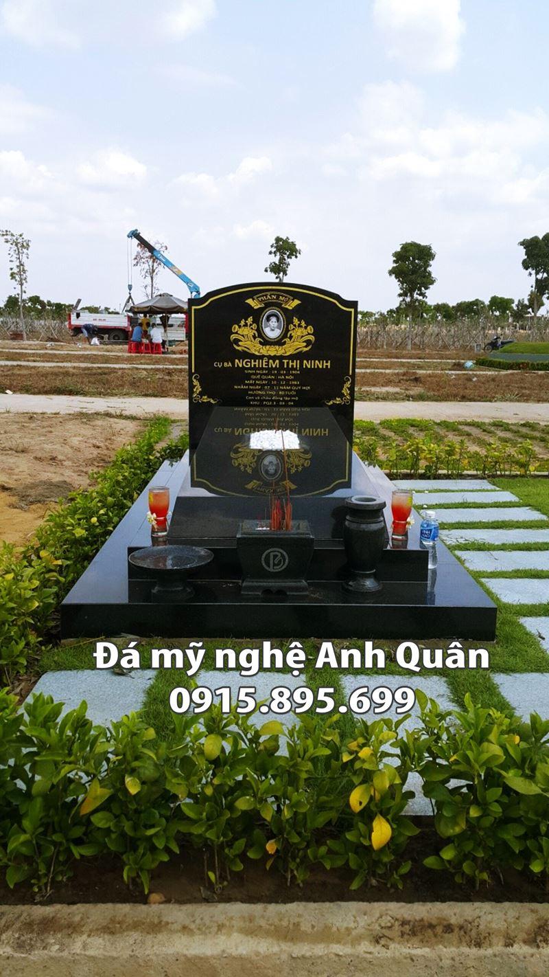 Mau Mo da Hoa Cuong DEP tai Hoa Vien Nghia Trang