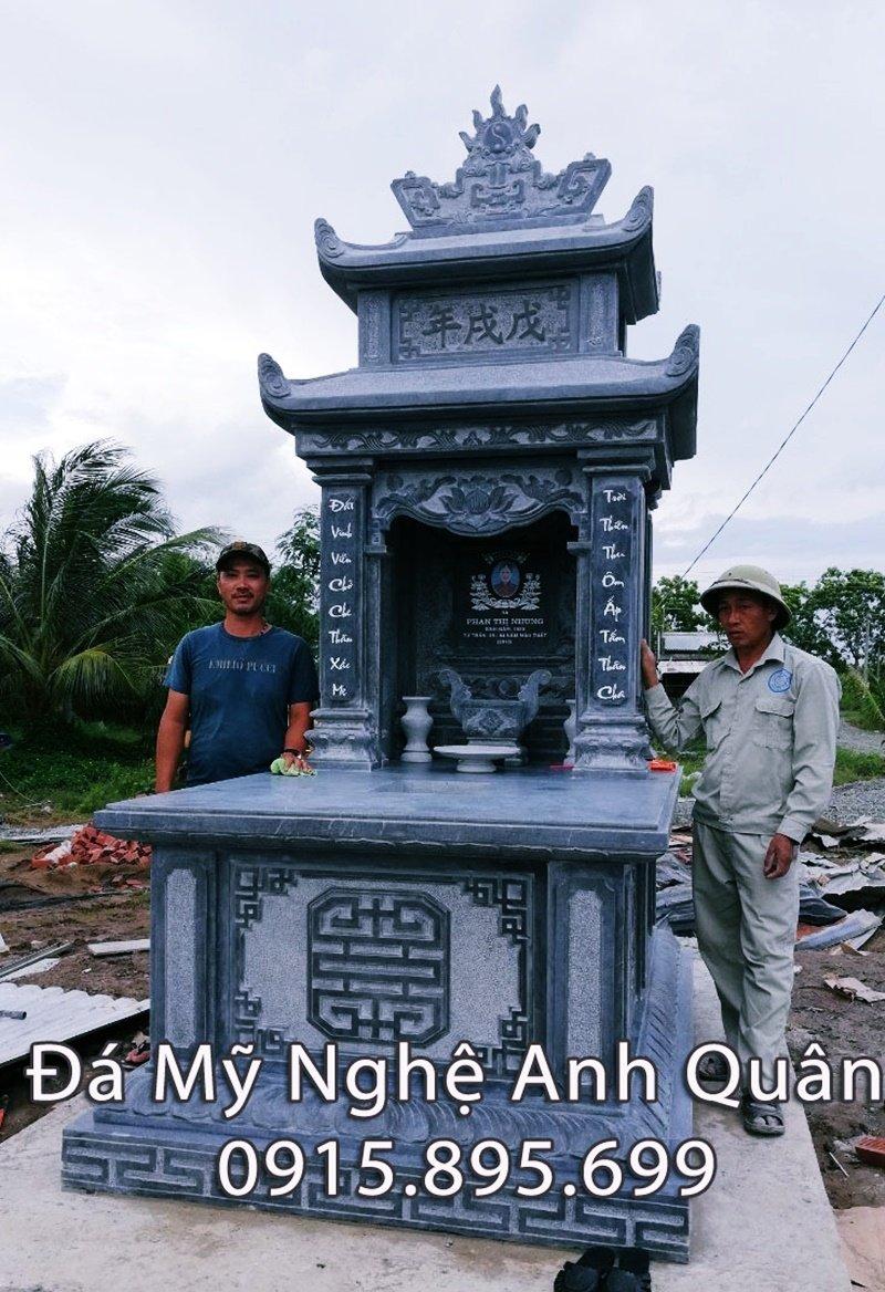 Làm mộ đá Ninh Bình