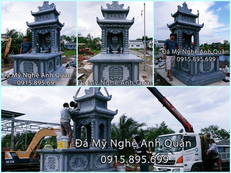 Mo da DEP hai mai - Mau mo da DEP Anh Quan Ninh Binh