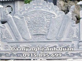 Mẫu cuốn thư đá ĐẸP nhà Anh Dương ở Đà Nẵng
