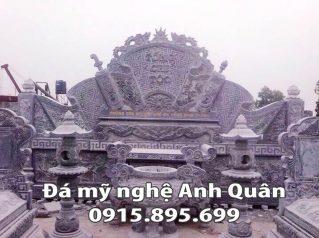 Mẫu cuốn thư đá ĐẸP nhà Anh Lê Cường ở Nam Định
