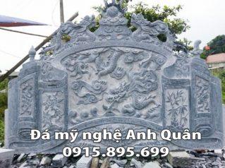 Mẫu cuốn thư đá ĐẸP nhà Anh Hoàn ở Nghệ An