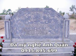 Mẫu cuốn thư đá ĐẸP nhà Em Loan ở Điện Biên