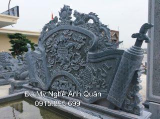 Mẫu cuốn thư đá ĐẸP nhà Em Mơ ở Đồng Nai