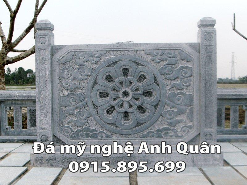 Mẫu cuốn thư đá ĐẸP nhà Cô Thắm ở An Giang