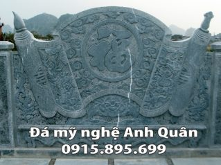 Mẫu cuốn thư đá ĐẸP nhà Thím Minh ở Bà Rịa