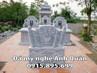 Mẫu cuốn thư đá ĐẸP nhà Bác Thiện ở Bạc Liêu
