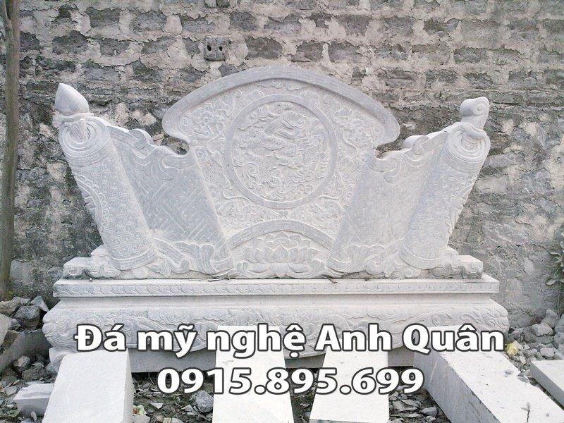 Mẫu cuốn thư đá ĐẸP nhà Bác Phú ở Bình Phước