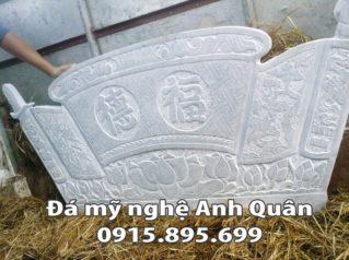 Mẫu cuốn thư đá ĐẸP nhà Ông Kiên ở Bình Thuận