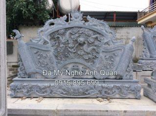 Mẫu cuốn thư đá ĐẸP nhà Ông Nhiu ở Đắk Lắk