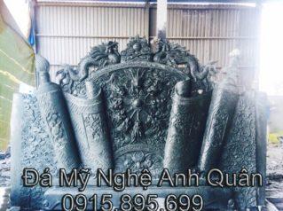 Mẫu cuốn thư đá ĐẸP nhà Ông Hướng ở Đắk Nông