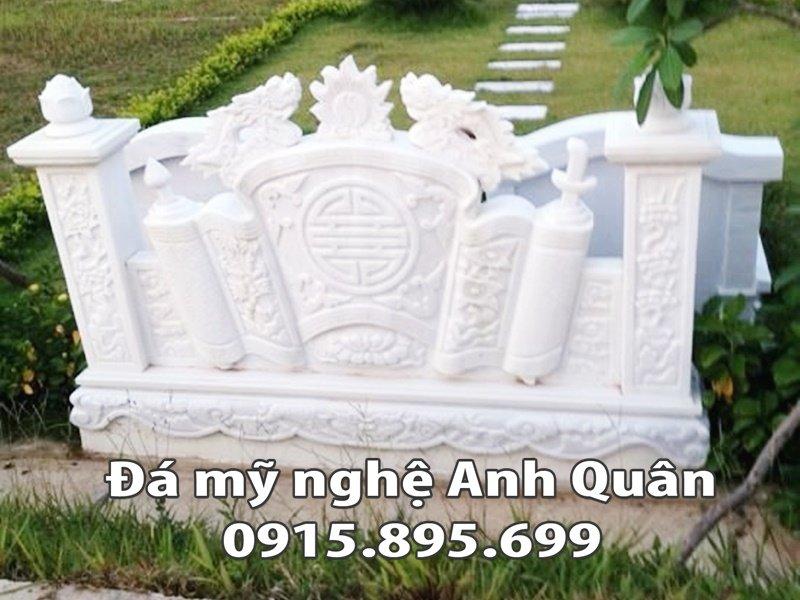 Mẫu cuốn thư đá ĐẸP nhà Bác Thành ở Hậu Giang