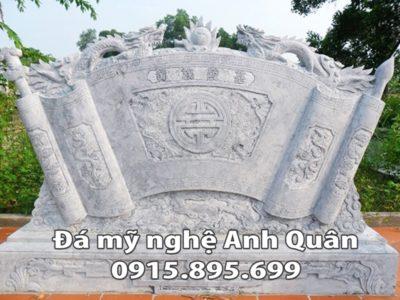 Mẫu cuốn thư đá ĐẸP nhà Chị Thắm ở Hưng Yên